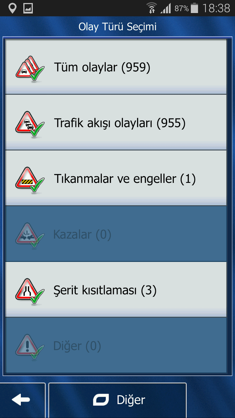 İgo Primo Navigasyon Android Full 9.6.29.403969