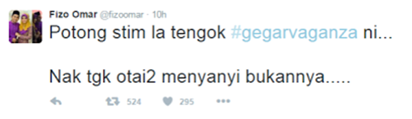 Respect! Inilah Komen Dato Vida Berhubung Tweet Fizo Omar Dikecam Netizen