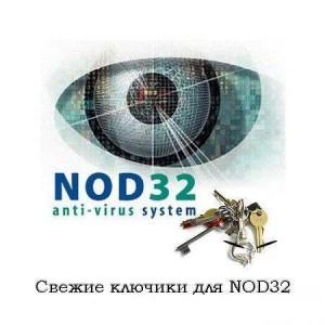 Nod32 И Ключи