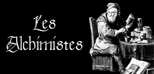 La France mysterieuse les alchimistes