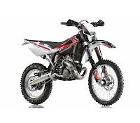 Husqvarna WR250 With Racing Kit (2013) Front Side