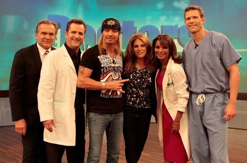 Ordon With Dr. Jim Sears, Bret Michaels, Jillian Michaels, Dr. Lisa ...