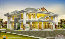 Luxury Kerala House Design Plans