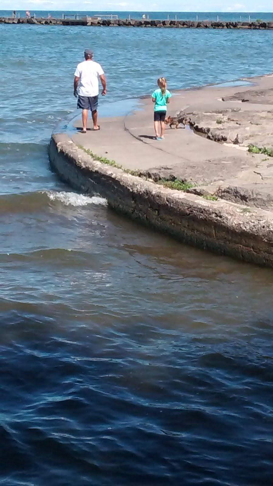 Gotta Love the Water
