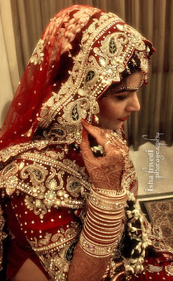 Shringar Kapoor Bridal Shoot by Isha Trivedi