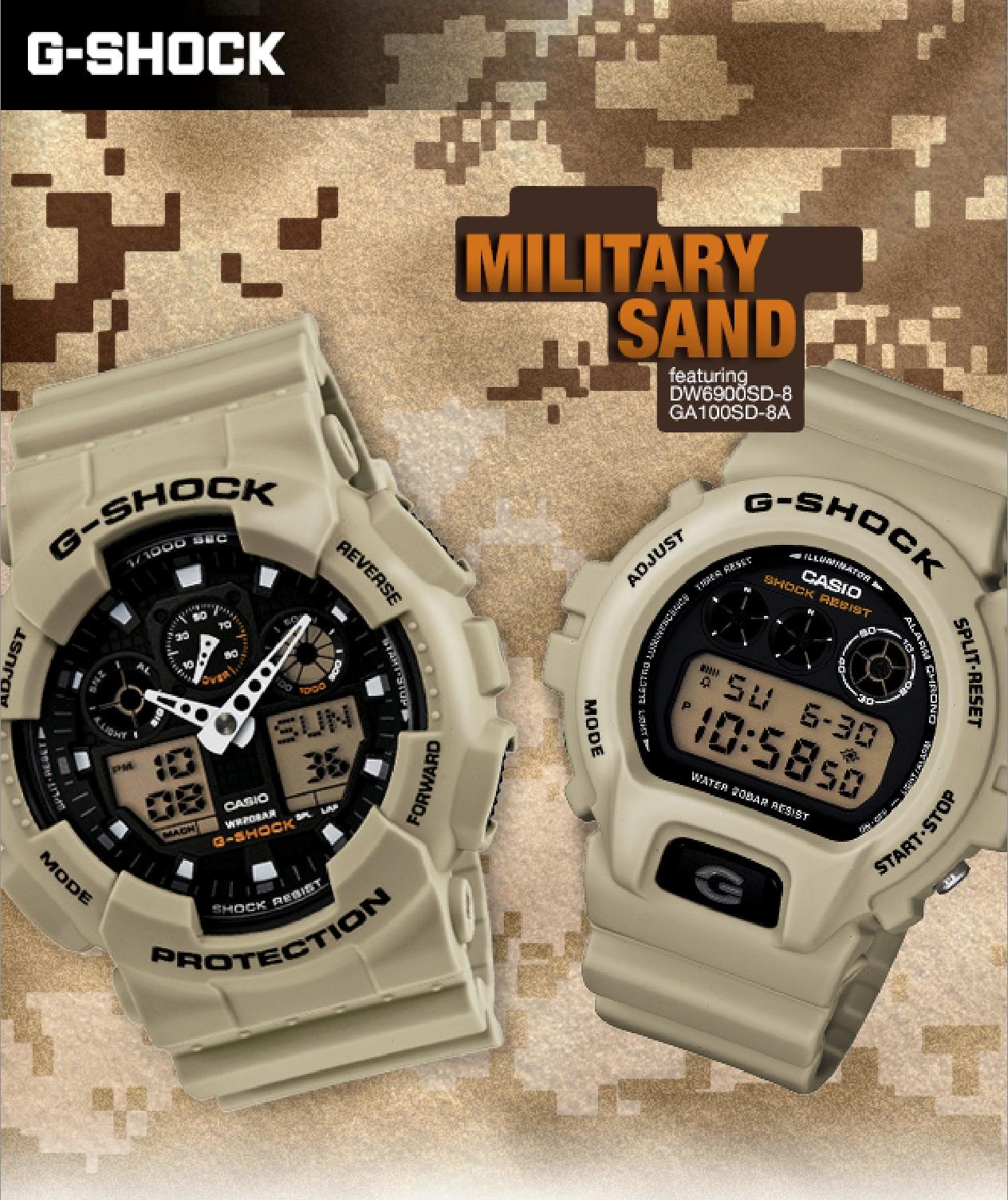 Casio GShock Watches  Mens GShock Sale  watchshopcom