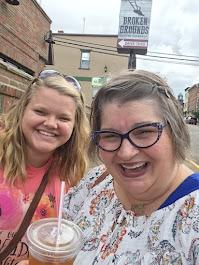 2019, Broken Grounds, Peach Green Tea Storehouse Iced Tea, Millersburg, OH