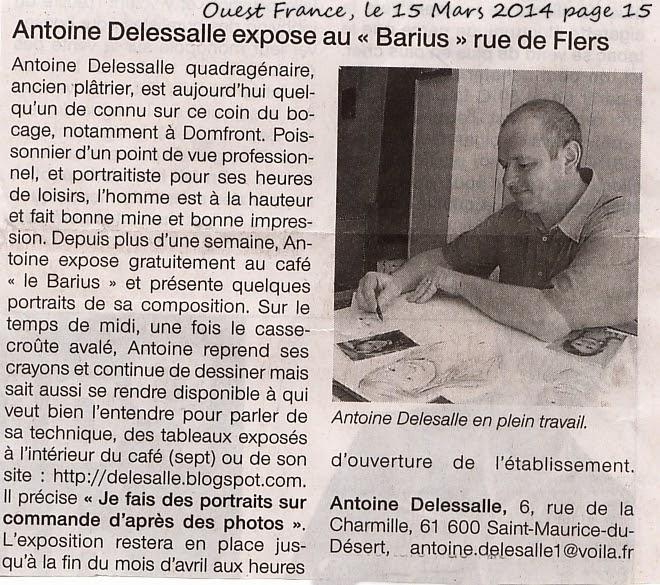Antoine Delesalle