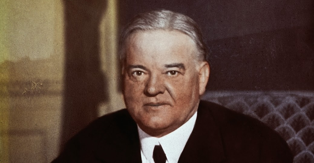 herbert clark hoover Herbert clark hoover 31st president of the united states (march 4, 1929 to  march 3, 1933) nickname: none listed born: august 10, 1874, in west branch,  iowa.