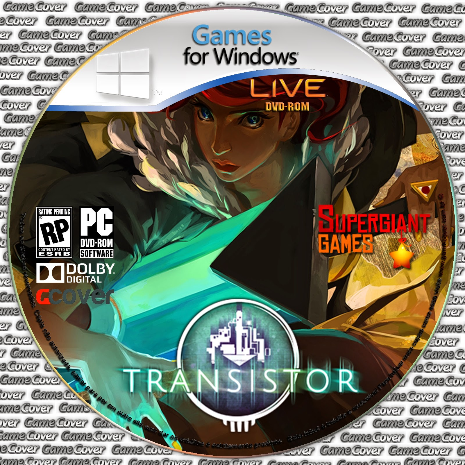 Label Transistor PC [Exclusiva]