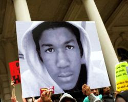 Rally for Trayvon Martin