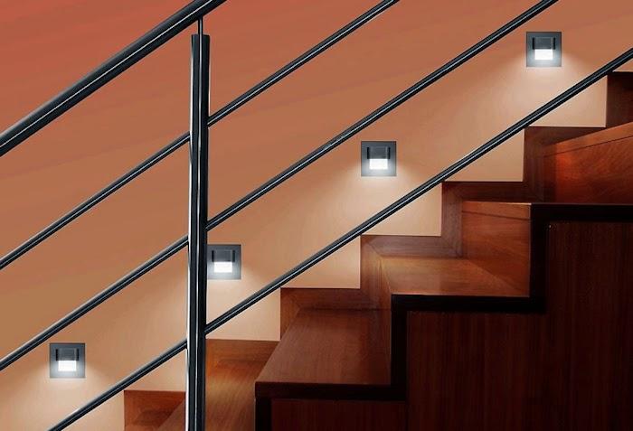 idei iluminat modern cu led pentru acasa