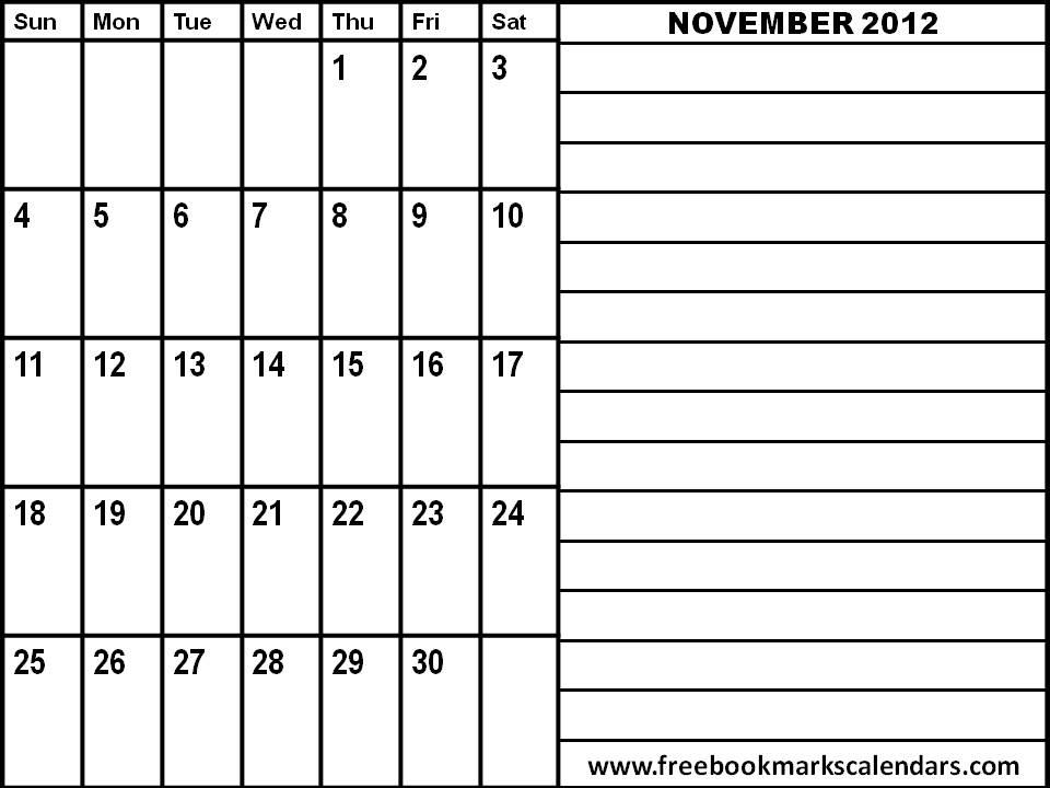 960 x 720 jpeg 64kB, November 2015 Printable Calendar/page/2 | Search ...