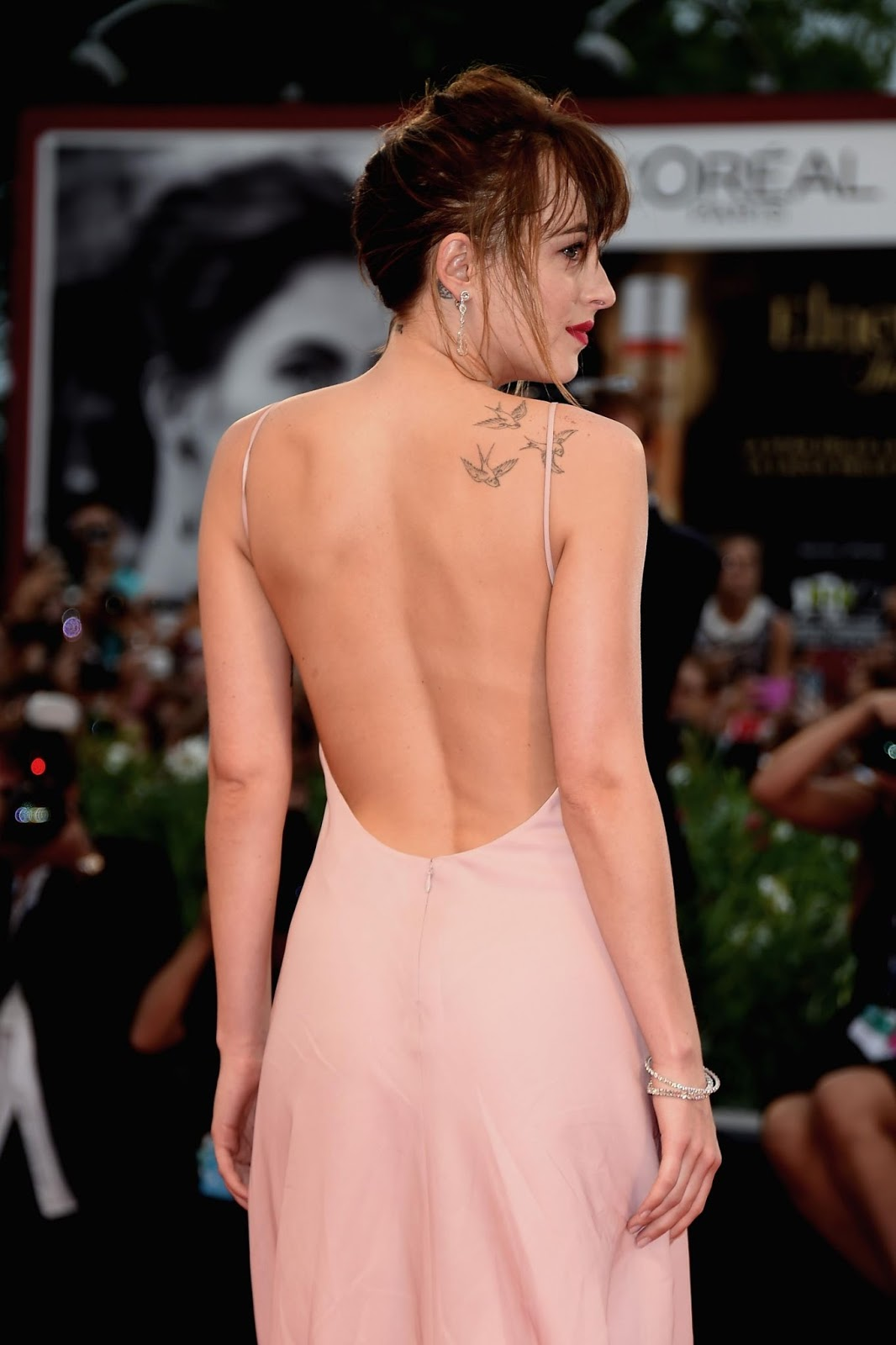 Dakota Johnson - 'Black Mass' Venice premiere