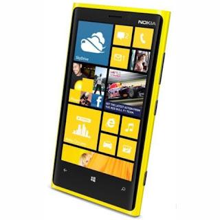 Nokia Lumia 920 Manual User Guide