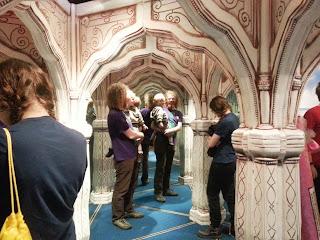 Hall of Mirrors Blackpool Madame Tussauds