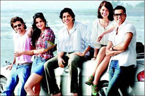 Download Music, Wallpapers of Zindagi Na Milegi Dobara | All Solution Under One Web