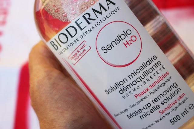 Bioderma, recensione acqua micellare Sensibio H20