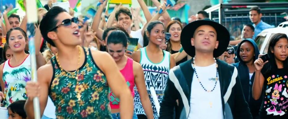 Me Voy Enamorando - Chino Y Nacho Feat. Farruko [Video Oficial ... Shakira