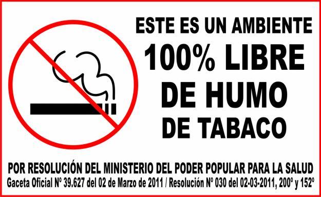 Leyes contra el consumo del tabaco qu ocurre si fumas for Fuera de aqui en ingles
