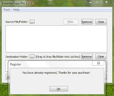 ExtremeCopy® 2.2.0 Professional [ 32bit+64bit ] + serial Keys_tech_by_check