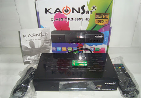 harga receiver Kaonsat Classic HD 899S