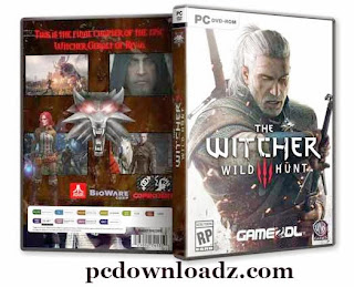 The Witcher 3: Wild Hunt 3DM Free Download for PC