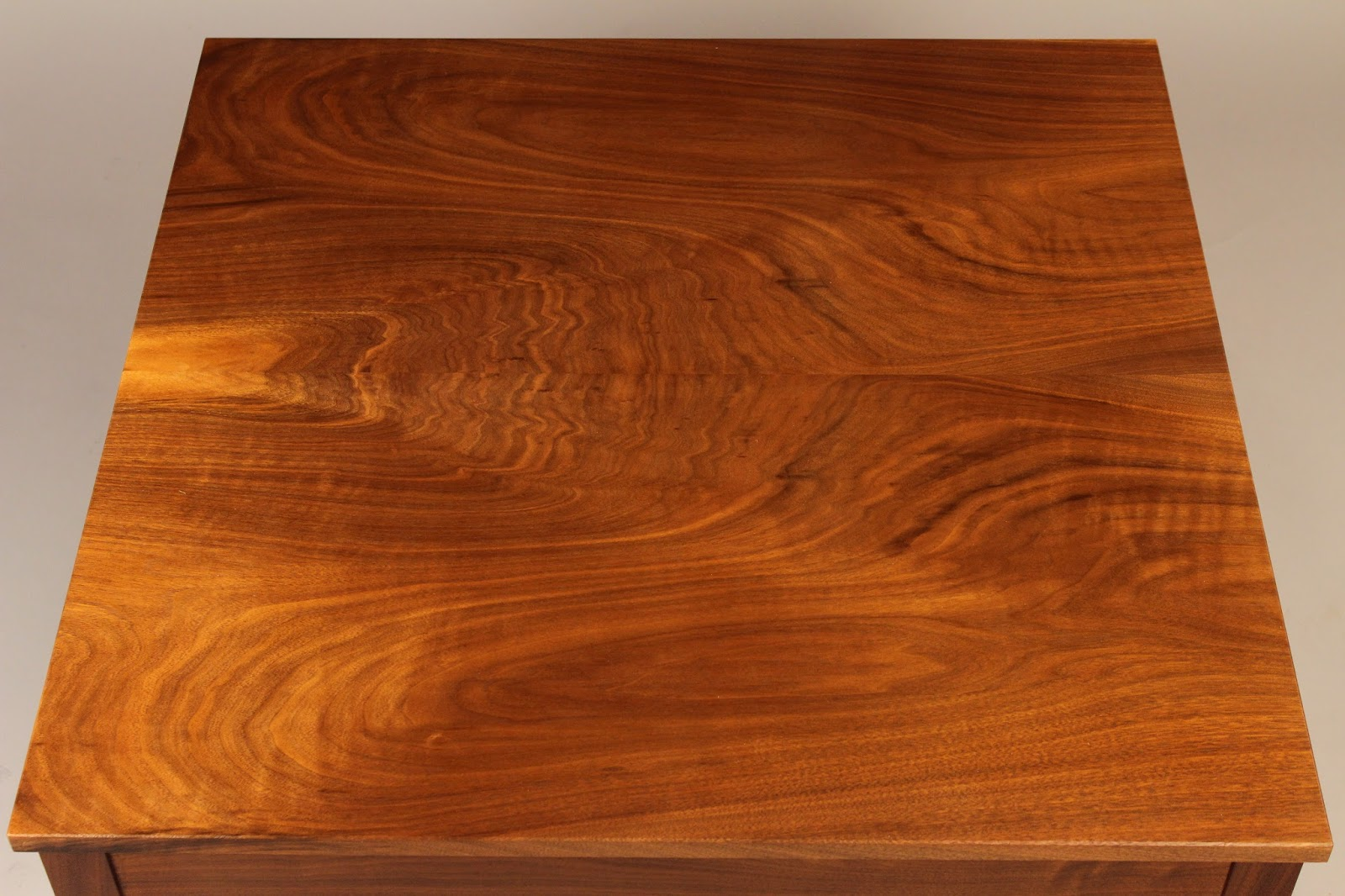 Handmade solid wood Coffee Table Walnut Tiger Maple Cherry Mahogany