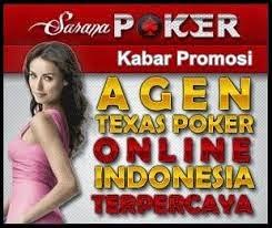 SARANAPOKER.COM AGEN TEXAS POKER DAN DOMINO ONLINE INDONESIA TERPERCAYA