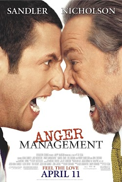 Chế Ngự Cuồng Nộ - Anger Management (2003) Poster