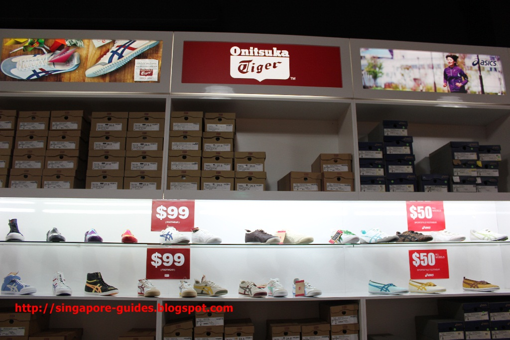 onitsuka tiger singapore shop