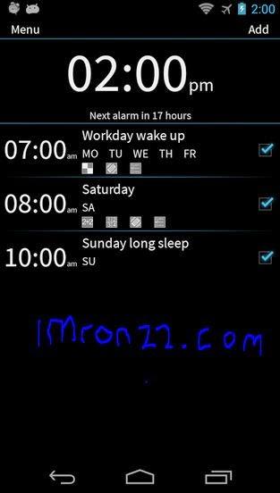 I Can't Wake Up! Alarm Clock | aplikasi bagi orang yang susah bagun tidur | www.imron22.com