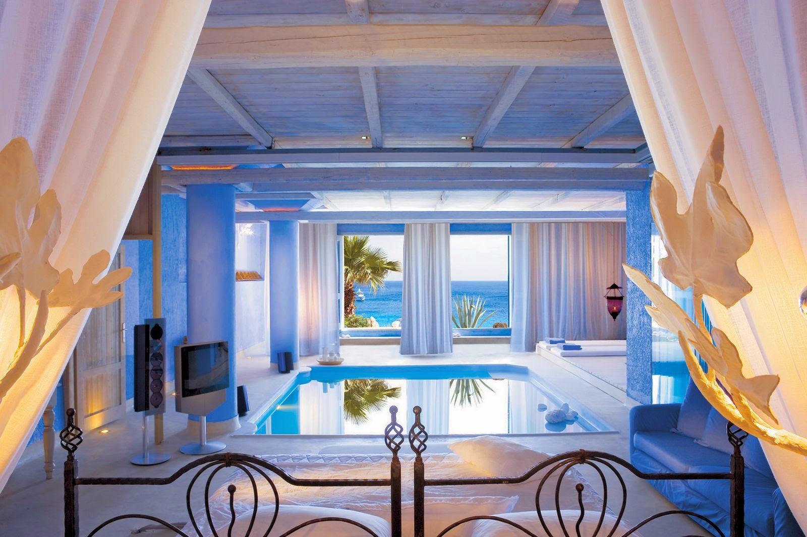 Mykonos (Grecia) - Mykonos Blu Grecotel Exclusive Resort 5* - Hotel da Sogno