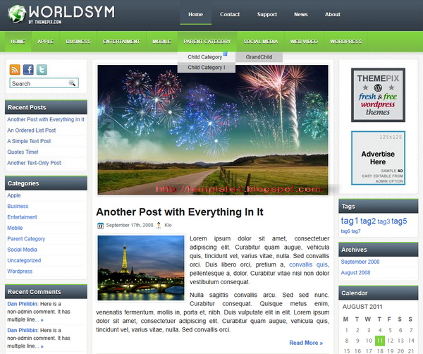 WorldSym