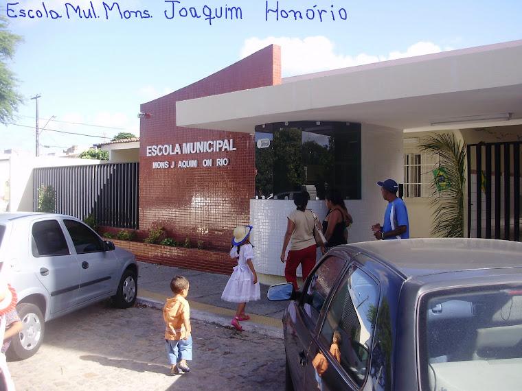 Escola Municipal Monsenhor Joaquim Honório