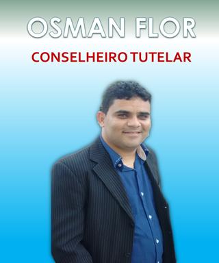 Osman Flor - Conselheiro Tutelar