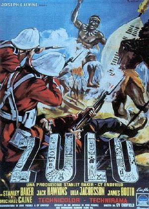 Cuộc Chiến Đẩm Máu - Zulu (1964) Vietsub