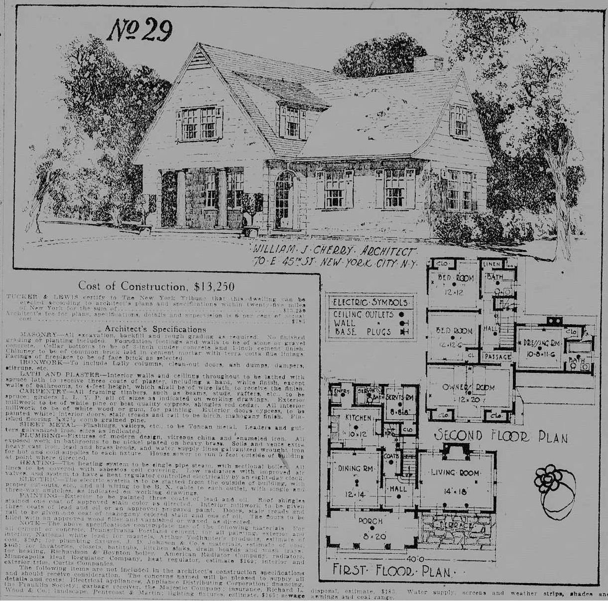 Past Imaginary And Future House Plans Old Timey Itunes
