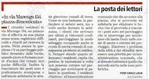 La Stampa: In via Marengo 154, piazza dimenticata