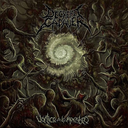 Decrepit Cadaver - Vórtice A Lo Macabro (2015)
