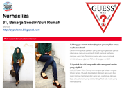 EH/GUESS BLOGGER AWARDS 2014 WINNER