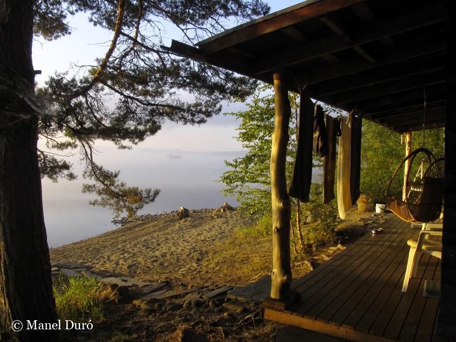 Finlandia iii la madera poes a cercana a la tierra - Fin de semana en cabanas de madera ...