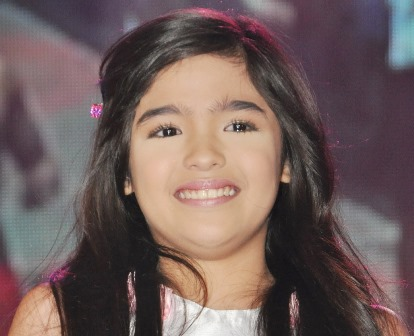 Andrea Brillantes is Annaliza