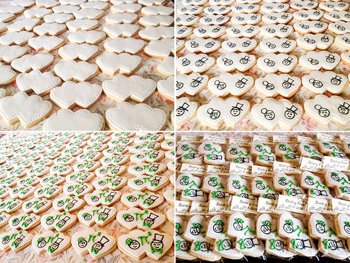galletas decoradas boda