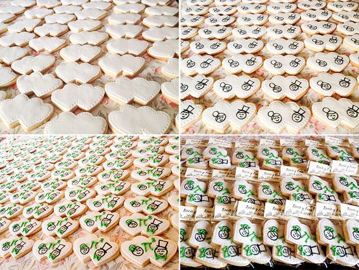 galletas decoradas boda