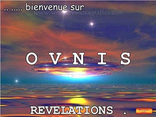 We are in OVNIS REVELATIONS Community