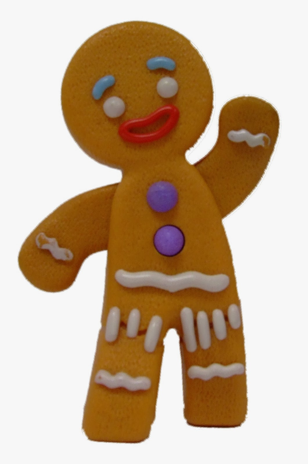 ... story, but nonetheless we shall call this person, The Gingerbread Man