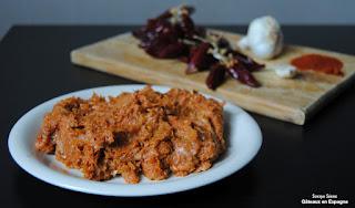 chorizo tapas espagnoles pate preñao pain levain specialites