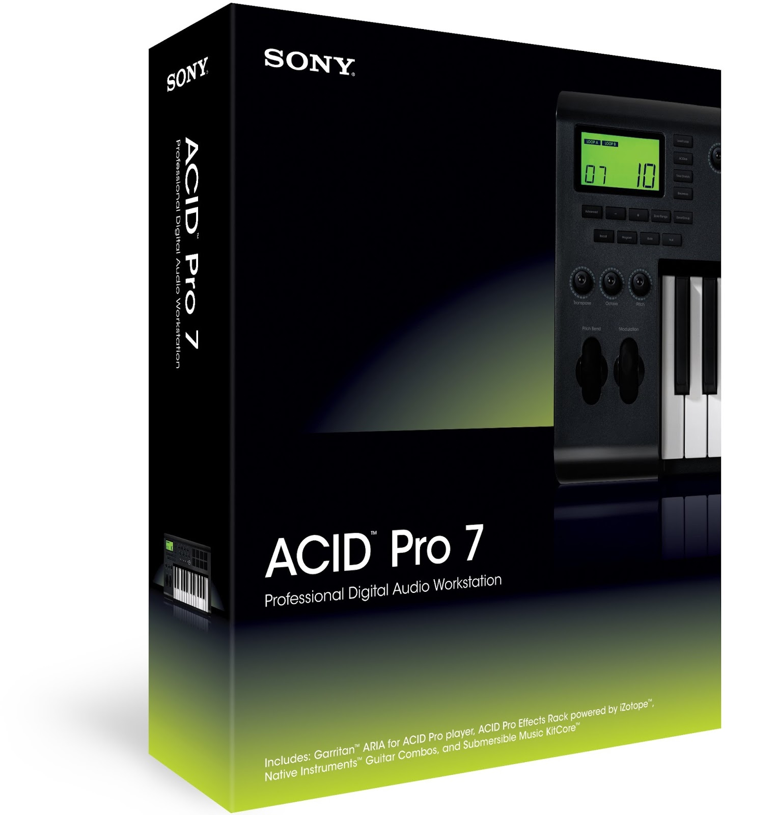 Sony acid pro 7.0 included keygen free download