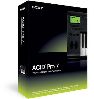 Sony ACID Pro 7.0.641.Keygen 100% Full Working